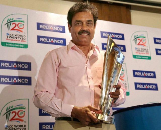 Dilip Vengsarkar says India's ICC World Twenty20 hopes ride on Mahendra Singh Dhoni