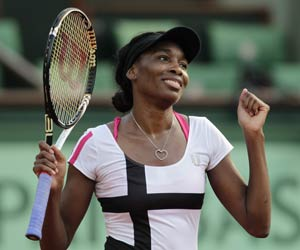 Venus Williams tops Andrea Petkovic, reaches Luxembourg final