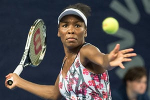 Venus Williams reaches second round at Pan Pacific Open