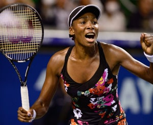 Venus Williams back to her best, books semi-final spot at Pan Pacific Open
