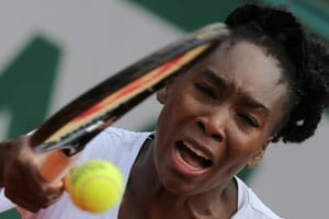 Venus Williams Crashes Out of French Open in 2nd Round