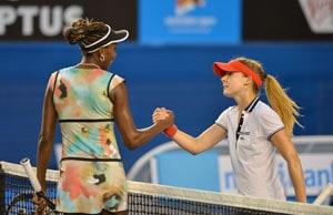 Venus Williams sets up Maria Sharapova showdown