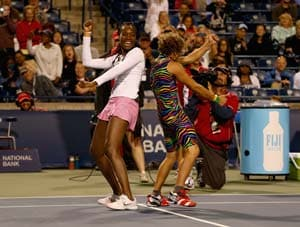 Venus Williams excited to be back in action in Toronto