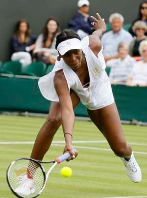 Ailing Venus out of New Zealand tournament