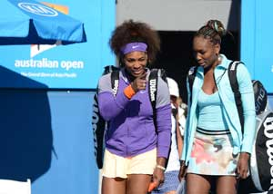 Serena to help Venus Williams against Maria Sharapova