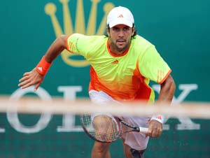 Verdasco, Dolgopolov advance at Monte Carlo