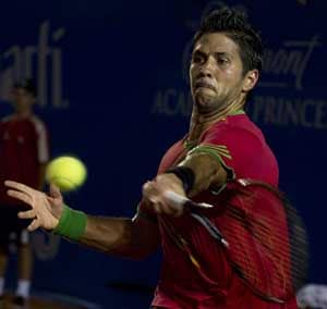 Verdasco slumps in 1st round at Mexican Open