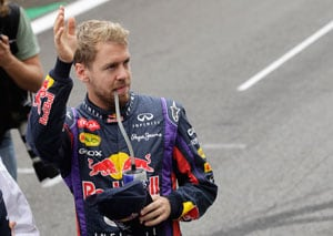 Sebastian Vettel and girlfriend Hanna expecting their first child