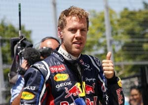 Sebastian Vettel still continuing to get better: Red Bull
