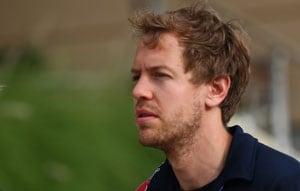 Bahrain Grand Prix: Sebastian Vettel  resigned to another race dominated by Mercedes