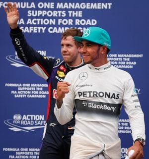 Sebastian Vettel slams Nico Rosberg at Malaysian Grand Prix
