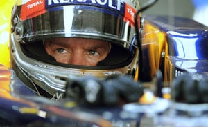 The qualifying result may be different: Sebastian Vettel