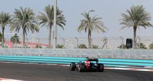 Sebastian Vettel quickest in second practice of Abu Dhabi GP