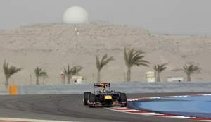 Sebastian Vettel wins incident-free Bahrain Grand Prix