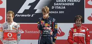 The win that made Sebastian Vettel shed tears