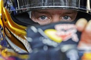 Penalty demotes Vettel at German Grand Prix