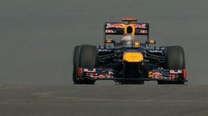 Indian GP: Sebastian Vettel tops as Red Bull scorch practice sessions