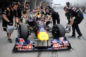 Vettel targets Red Bull improvement in Germany