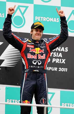 Vettel excited to race before sold out crowd in India