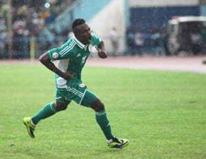 Nigeria's Obinna ruled out of Italy friendly