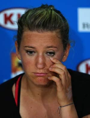 Victoria Azarenka blames focus as three-peat goes begging