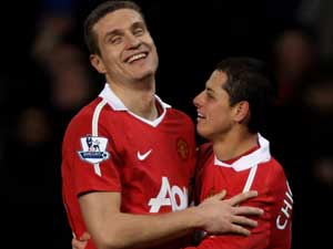 Man Utd facing season-defining spell - Vidic