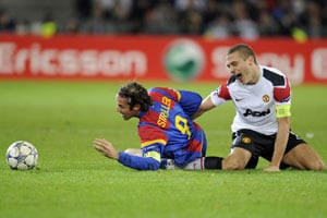 Ferguson confirms Nemanja Vidic will miss rest of season