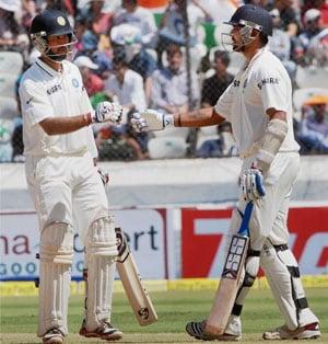 India vs Australia - Second day's highlights