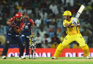 IPL: Chennai hammer Delhi by 86 runs to earn shot at defending title