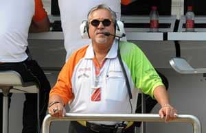 Irregular double points finish hurt us, says Vijay Mallya