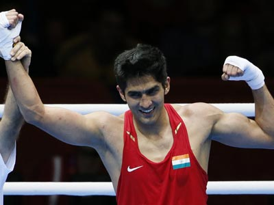 Vijender Singh open to support any faction, says lifting of boxing ban 'priority'