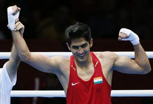Commonwealth Games 2014: Indian Boxers' Grit to be Tested in Glasgow