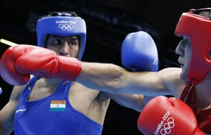 Is Vijender clean? Punjab police says 'NADA report not valid'