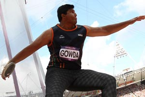 London Olympics 2012: Vikas Gowda qualifies for men's discus throw final