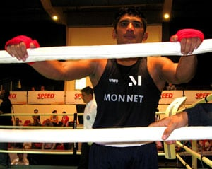 Vikash Malik enters Asian Boxing Championships pre-quarters