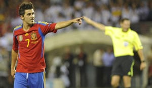 Spain, Italy qualify for Euro 2012