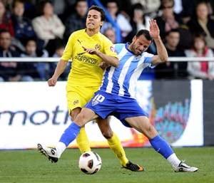 Villarreal draws with Malaga 1-1 in Spain