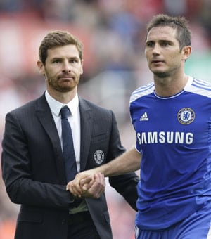 Frustration for Villas-Boas as Stoke hold Chelsea