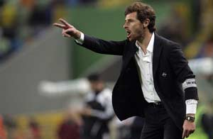 Factfile of Andre Villas-Boas, the now former Chelsea coach