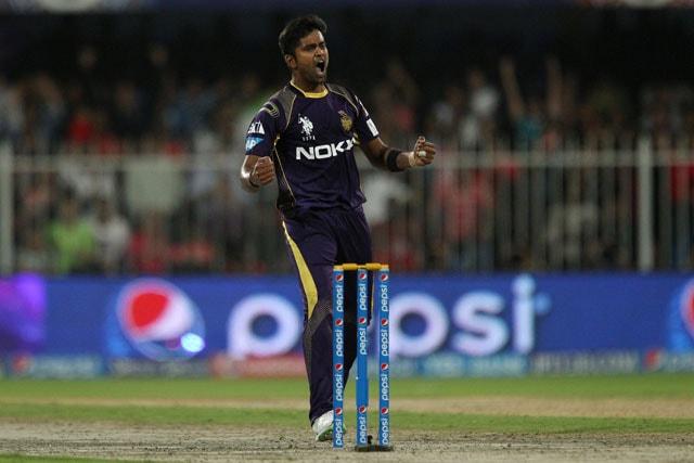 Kolkata Knight Riders pacer R Vinay Kumar wants to put up a good show