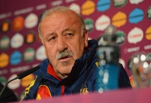 Euro 2012: Del Bosque says Spain must do better