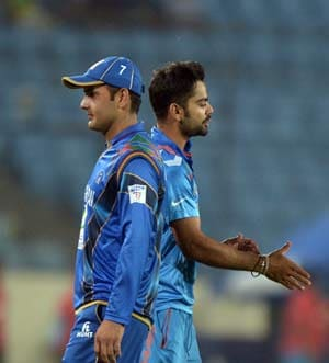 Virat Kohli admits it was tough to stay motivated for match vs Afghanistan