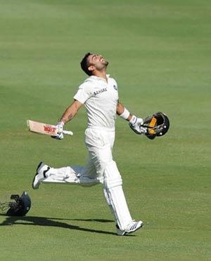 Virat Kohli rises to career-best ninth in ICC Test rankings