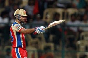 IPL 2013: Royal Challengers Bangalore aim to continue winning run against Kolkata Knight Riders