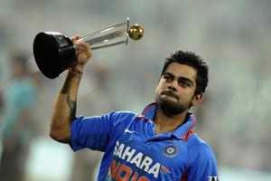 Virat Kohli: Indian cricket