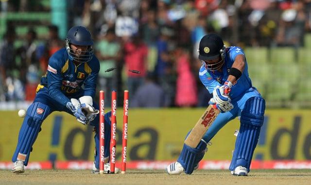 Live cricket score, Virat Kohli