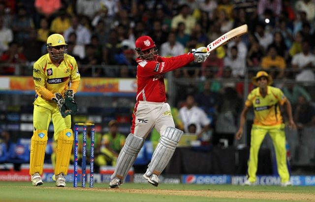 IPL 7: Virender Sehwag's Blistering Ton Takes Kings XI Punjab to First-Ever Final