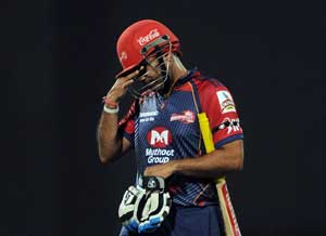 Sehwag has played his last game this IPL