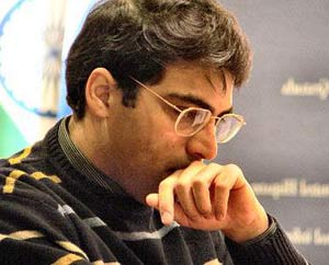 Anand draws with Adams in 1st round of Chess Classic