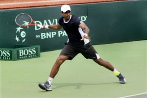 Vishnu Vardhan aiming to improve ranking before year-end